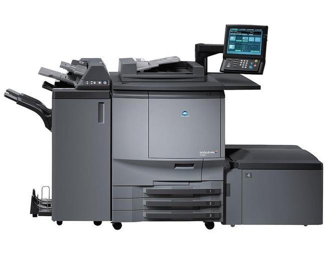 mesin fotocopy digital printing konica minolta 6501