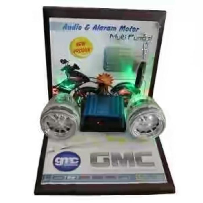 Alarm Motor + Mp3 Player + Remote ++ - FOUNBQ