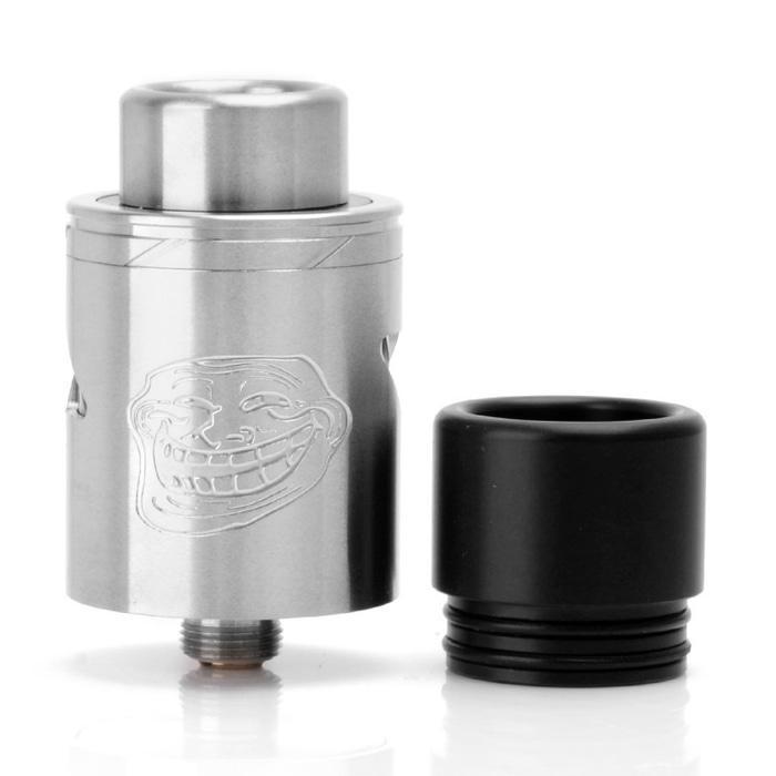 Promo Terlaris The Troll V2 25mm RDA Atomizer - SILVER [Authentic]