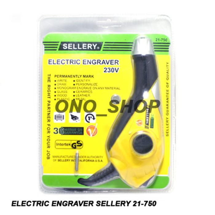 Electric Engraver Sellery 21-750 (Mesin Grafir)