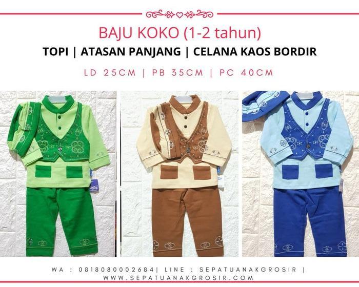 bb8f00fe74116bccab55fc9bc3b2e00e 10 Daftar Harga Online Shop Baju Koko Bayi Termurah bulan ini