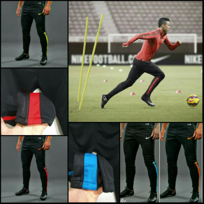 Celana Nike strike Tech Football Training panjang Jogger