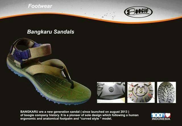 BEST SELLER!!! sandal gunung boogie - 829pze