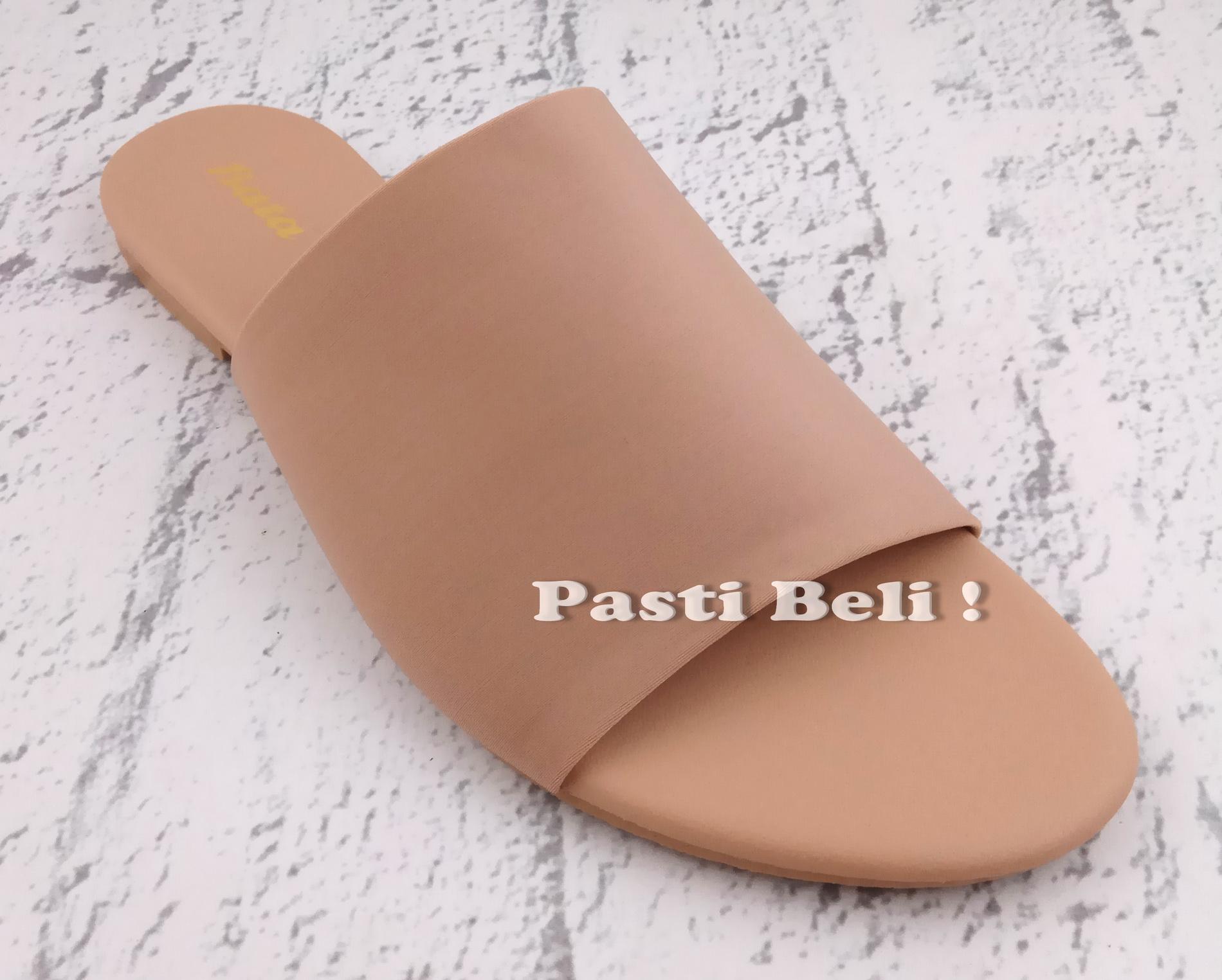 Bata Sandal Slip On Super Nyaman (NEW ARRIVAL 2018) Zoras - Made in Malaysia