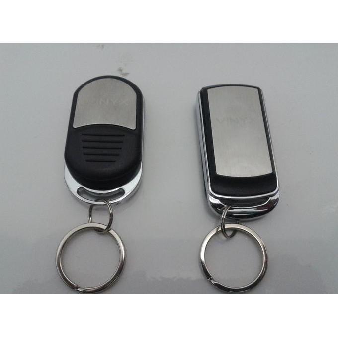 Alarm Motor Bonus Cara Pemasanggan Merk Vinyx 2 Remote - Motomobi064