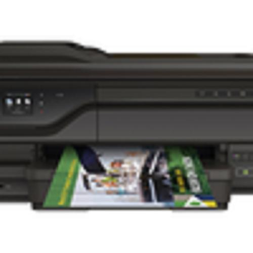 Printer HP OfficeJet OJ7612 Wide Format A3 All In One