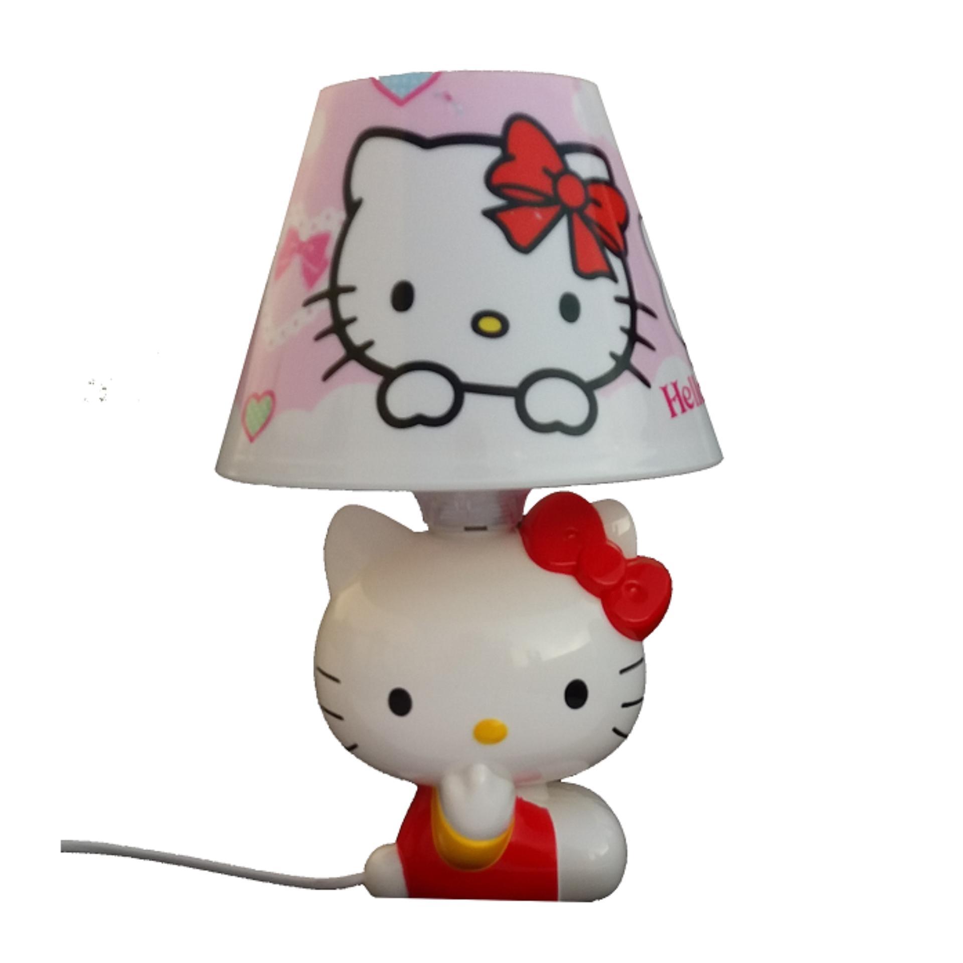 Hello Kitty Karakter Lampu Tidur MH-8032