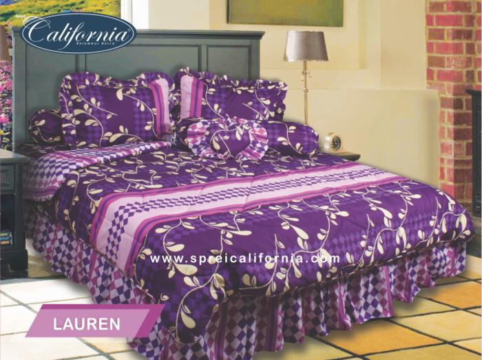Sprei my love california rumbai/sepre rumbai - tEQ1Wz