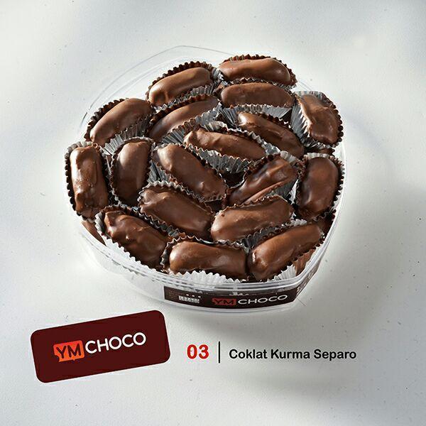 YMChoco Paket Coklat Bar - I Love Dieng - 3pcsIDR39000. Rp 45.000