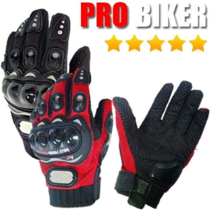 Sarung Tangan Probiker Full Terlaris Untuk Bikers Murah Berkualitas