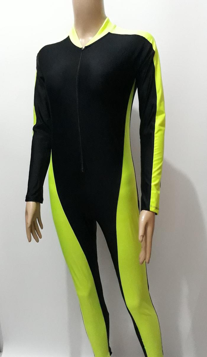 Baju Renang Selam Diving Panjang Dewasa cowok cewek Pria Wanita - LZnYoT
