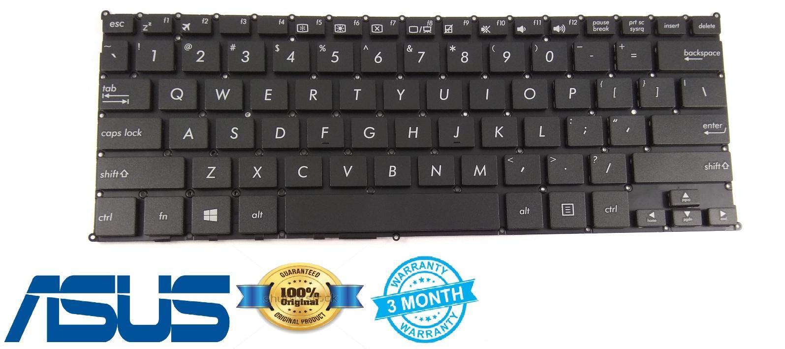 Asus Keyboard  VIVOBOOK X201E X201 X202E X202 VivoBook S200 S200E S200L S200L3217E ORI