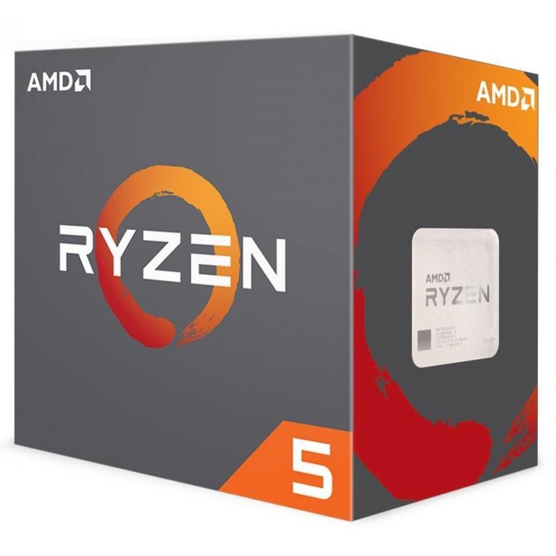 AMD RYZEN 5 2600 6-Core 3.4 GHz - AM4
