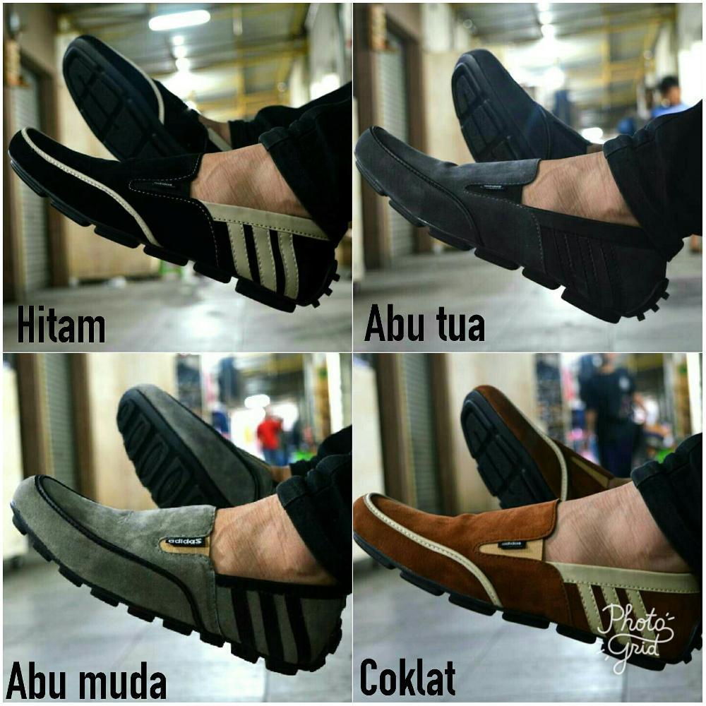 Beli Sale Promo Sepatu Murah Store Marwanto606 Kaos Kaki  Bagus Diskon Big Casual Slop Adidas Slip On 4 Pilihan Model