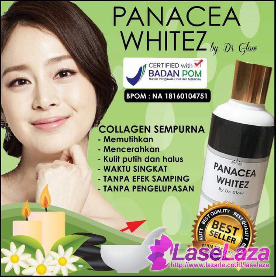 Cek Harga Baru Lotion Pemutih Kulit Bpom Halal Colis White Glow Bibit Original Whitez Panacea Whitening By Dr Body Terlaris