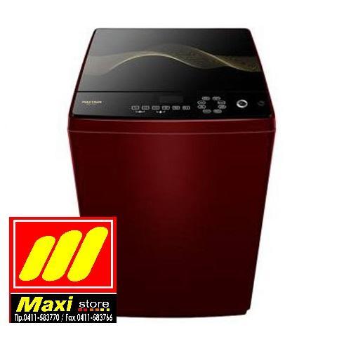 Polytron Mesin Cuci Top Loading 8,5 kg - PAW 8513 Merah - Maxistore