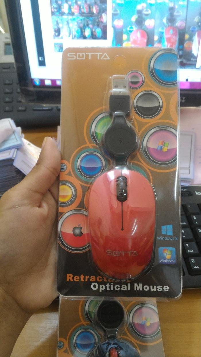 PROMO Mouse Tarik USB, SOTTA TERLARIS