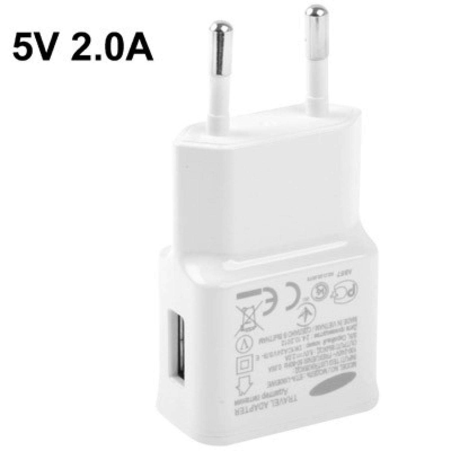 Best Seller!!! Travel Adapter Charger 5V 2.0A for Samsung Galaxy Note II HP Termurah