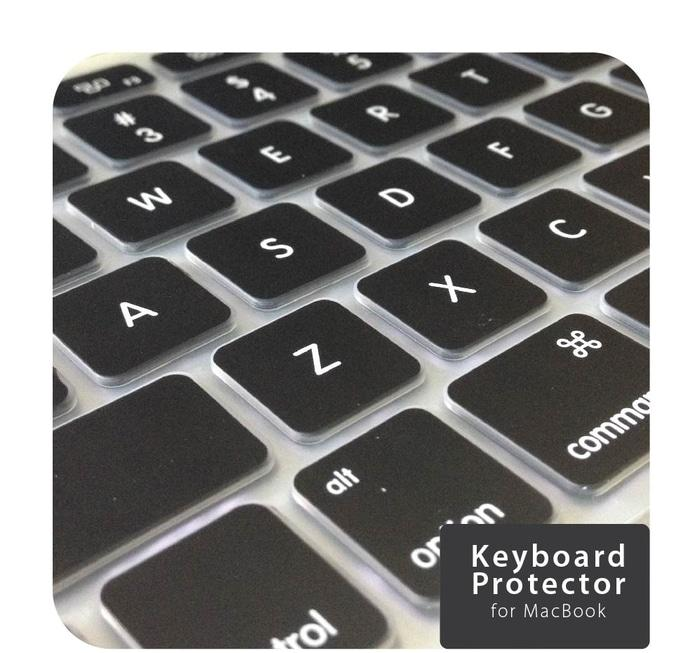KEYBOARD PROTECTOR MACBOOK PRO 13 15 RETINA TOUCBAR/NON COVER SILIKON