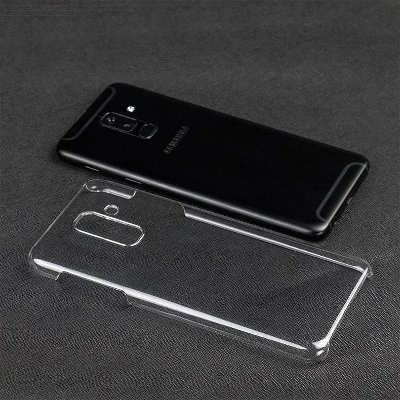 Fitur Clear Hard Case Casing Transparan Samsung Galaxy A6 Plus 2018