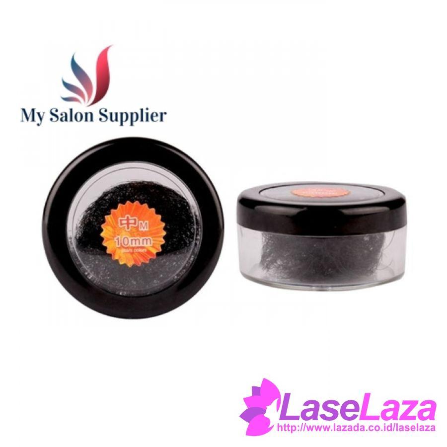 Refill Sambung Bulu Mata Tanam Sambung 10mm lembut Bulu Mata Palsu