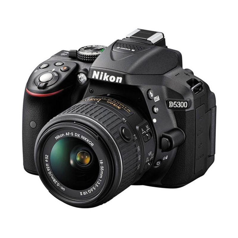 Nikon D5300 Kit 18-55mm VR Kamera DSLR