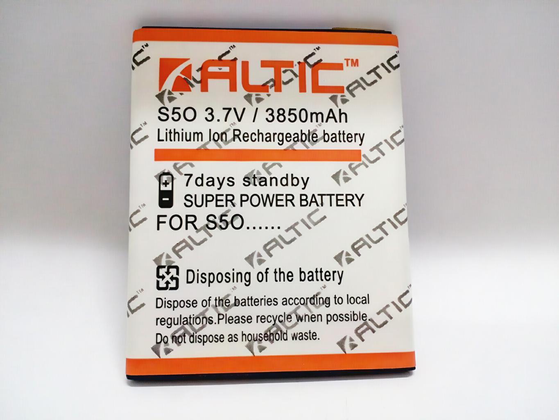 Battery advan s50 altic