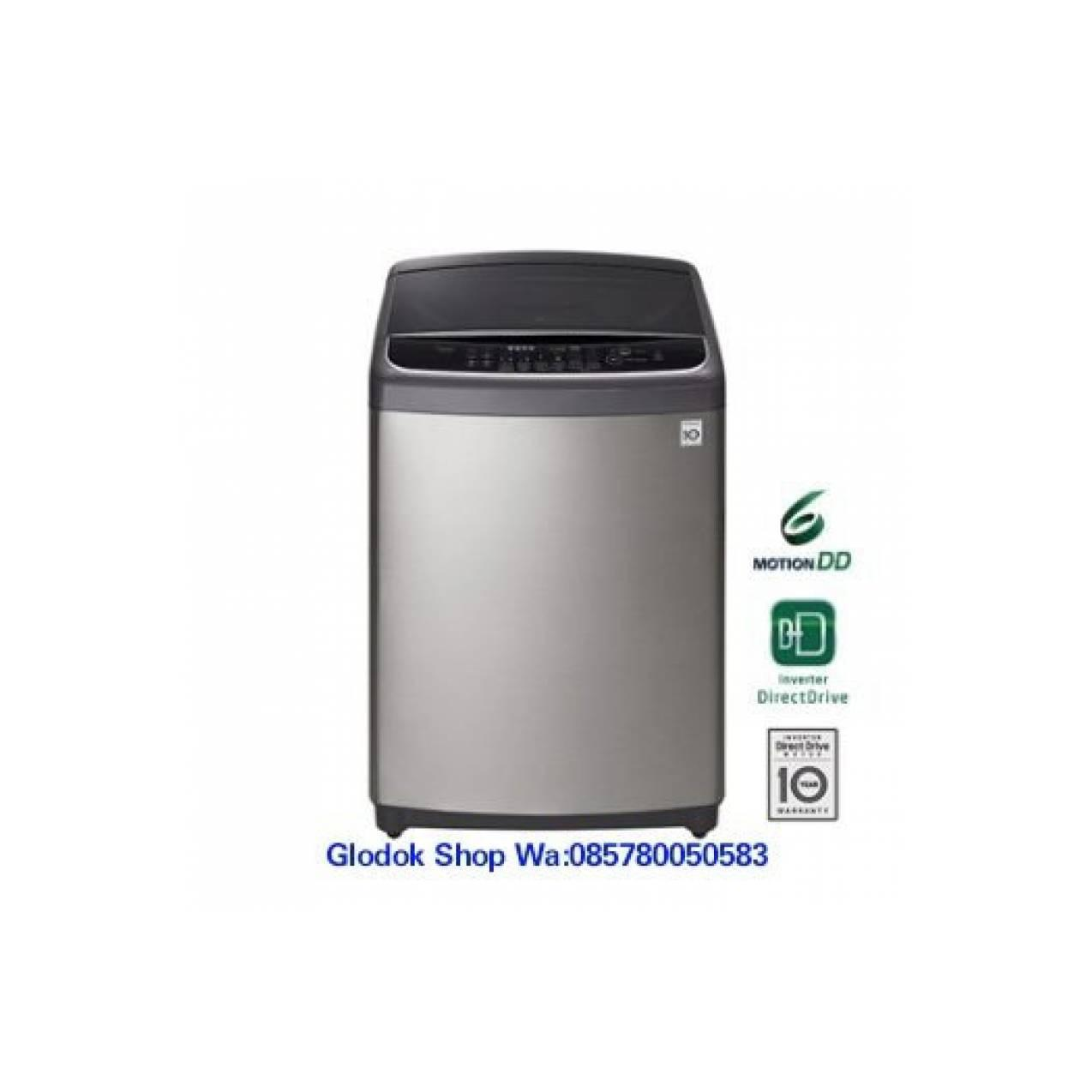 MESIN CUCI LG 18 KG T-2518DSABS INVERTER SMART THINQ 6 MOTION DD NEW