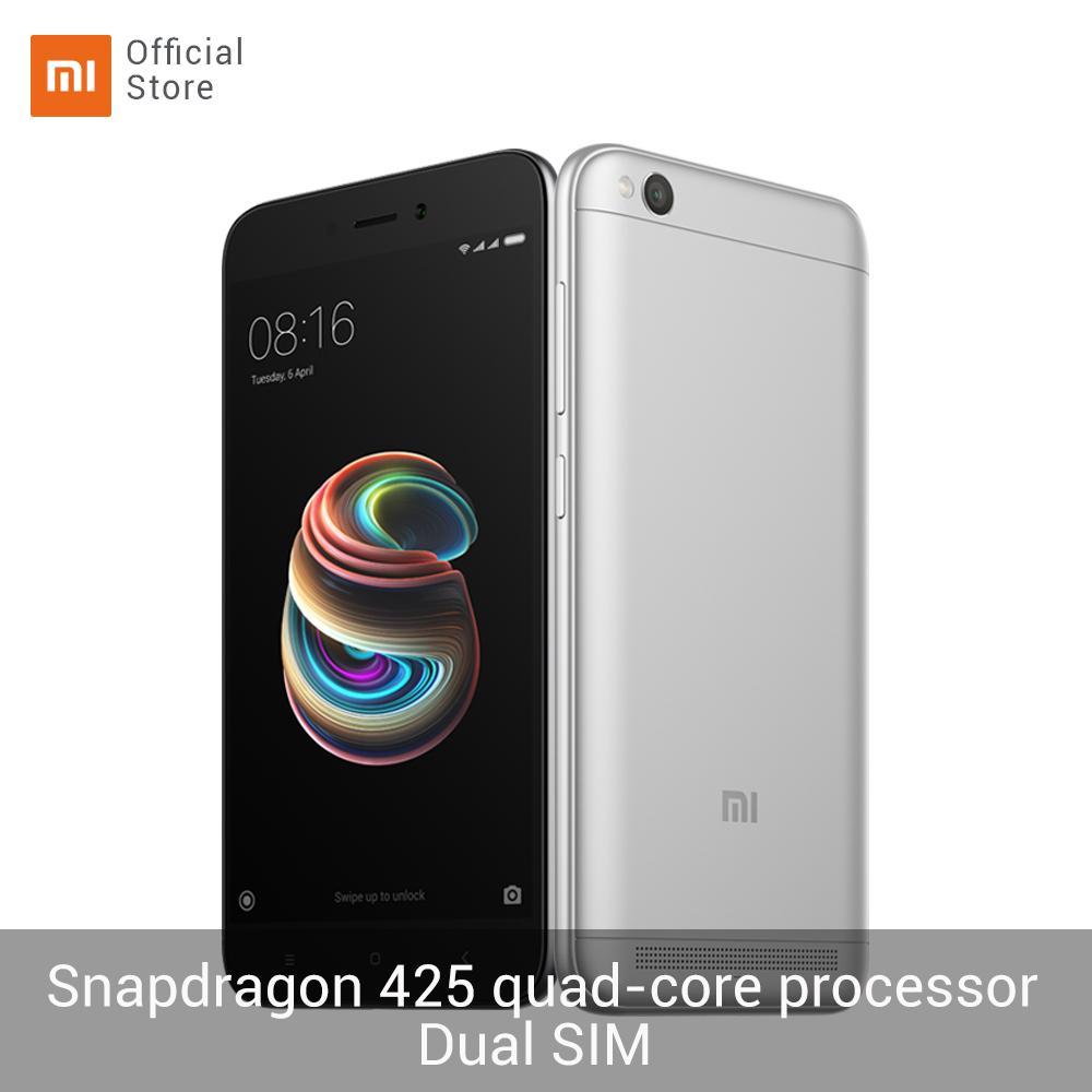 Review Xiaomi Redmi 5a Grey Snapdragron 425 Quad Core Dan Harga Note 2 16 Baru New Resmi Tam 3