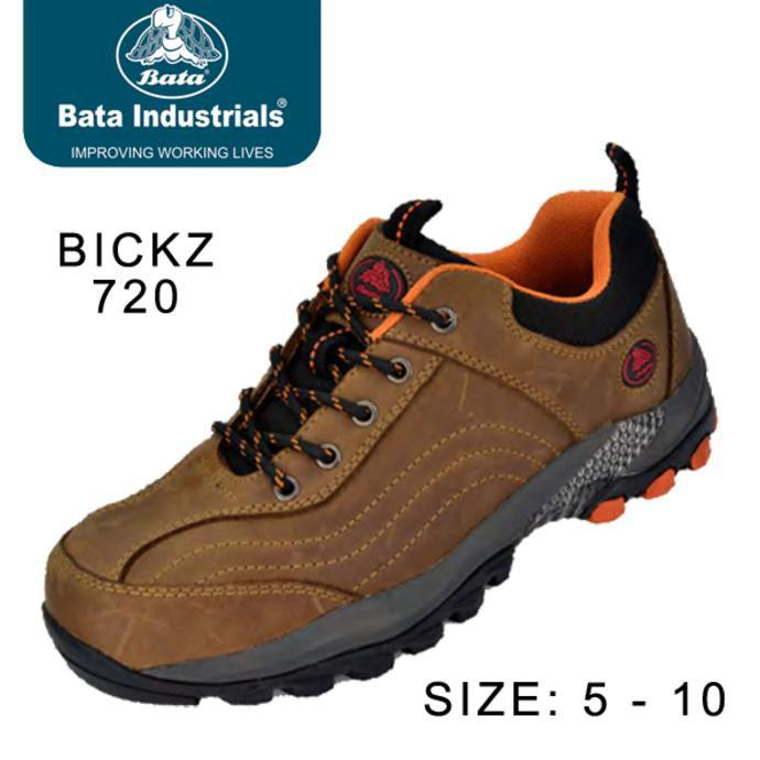 Sepatu Safety Shoes Bata Bickz 720 - Hfays9