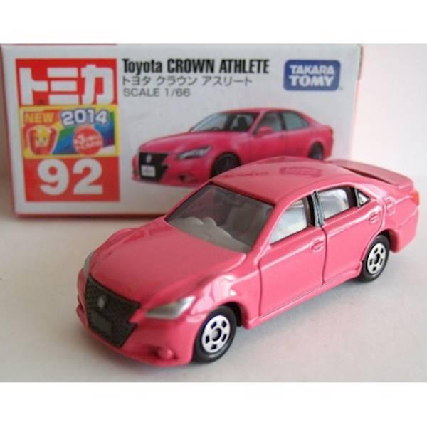 Toyota Crown Athlete No 92 Tomica Takara Tomy - Oxqp6r