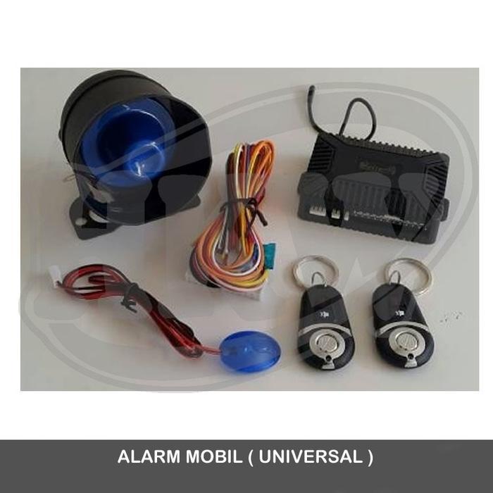 Alarm Universal Mobil Rush Terios 2008 - 2012
