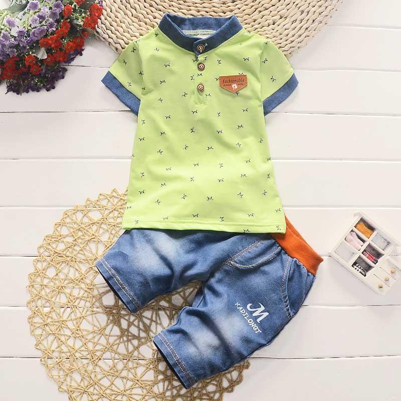 Setelan Baju Anak Import Baju Anak Cowok Murah Setelan Baju Anak Korean Style Setelan Anak Import M-Denim