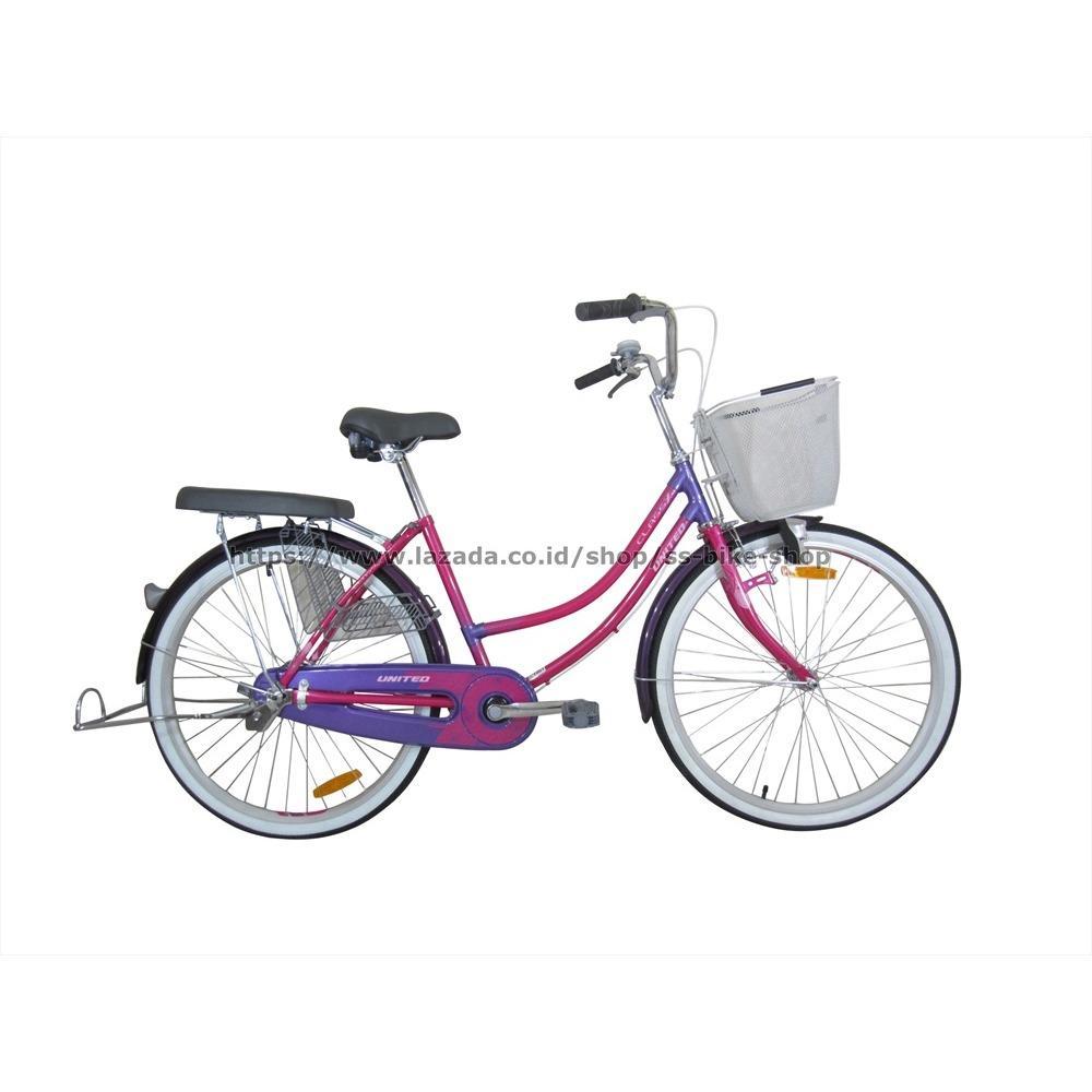 Sepeda Keranjang United Class X (8) 20″