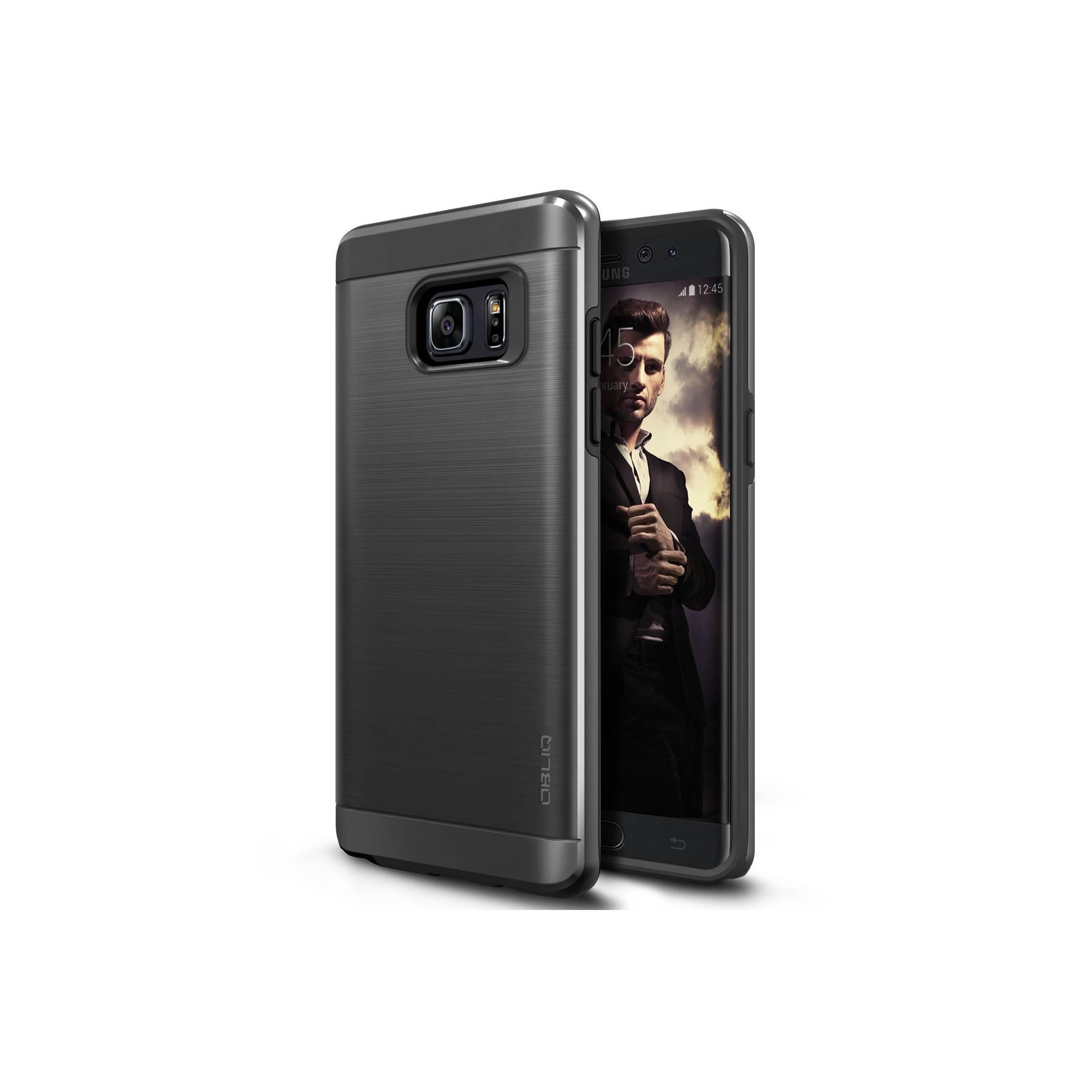 Cek Harga Baru Obliq Slim Meta Case Samsung Galaxy Note Fe Black
