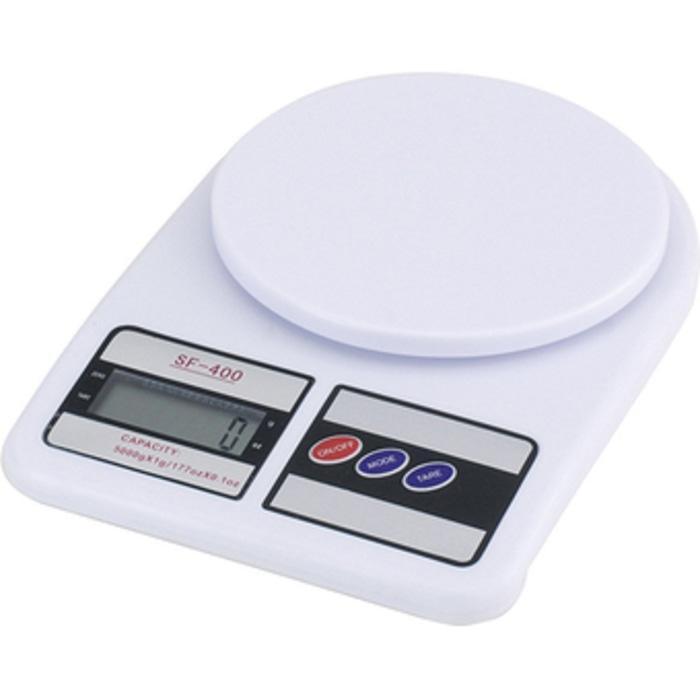 Timbangan Dapur/Barang Digital 10kg/Kitchen Scale/SF 400
