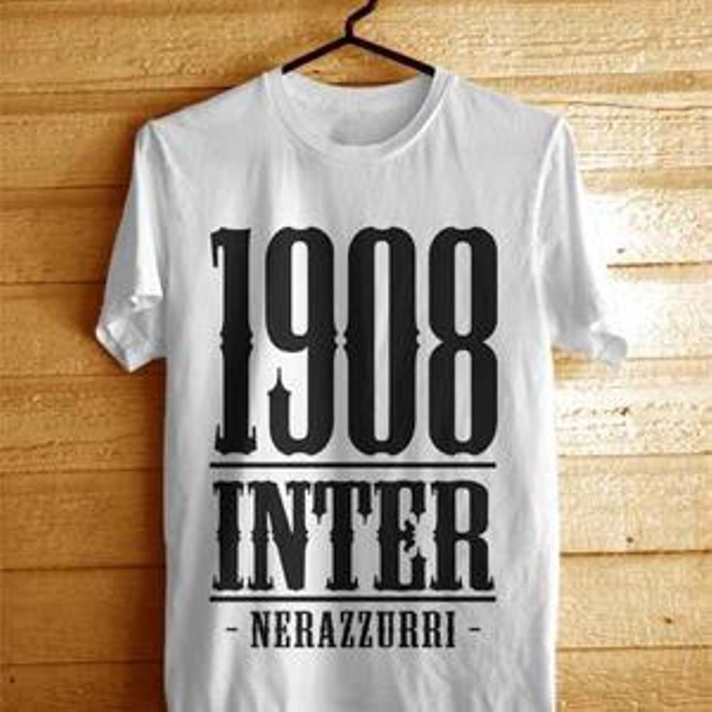 Kaos Intermilan Years Big Putih (Baju Distro Bola Online Interisti Inter Milan)