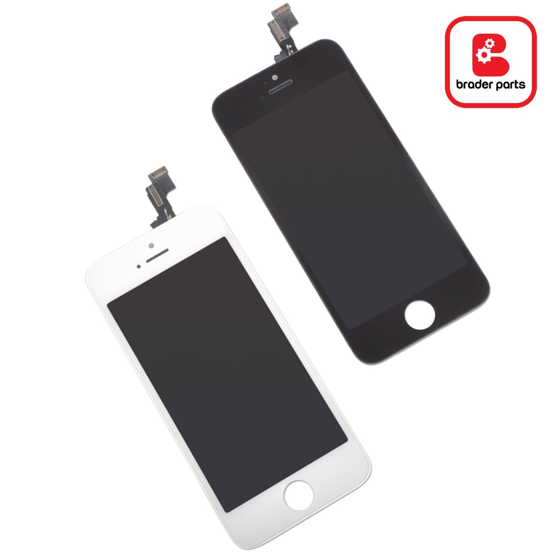 LCD TUCHSCREEN IPHONE 5S SEMI ORIGINAL PABRIKAN