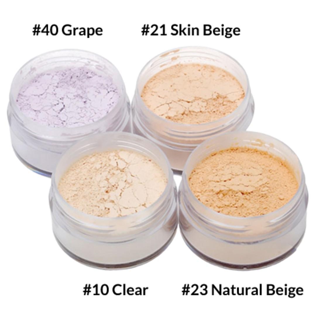 Detail Gambar Skinfood Buckwheat Loose Powder Bedak Tabur Terbaru