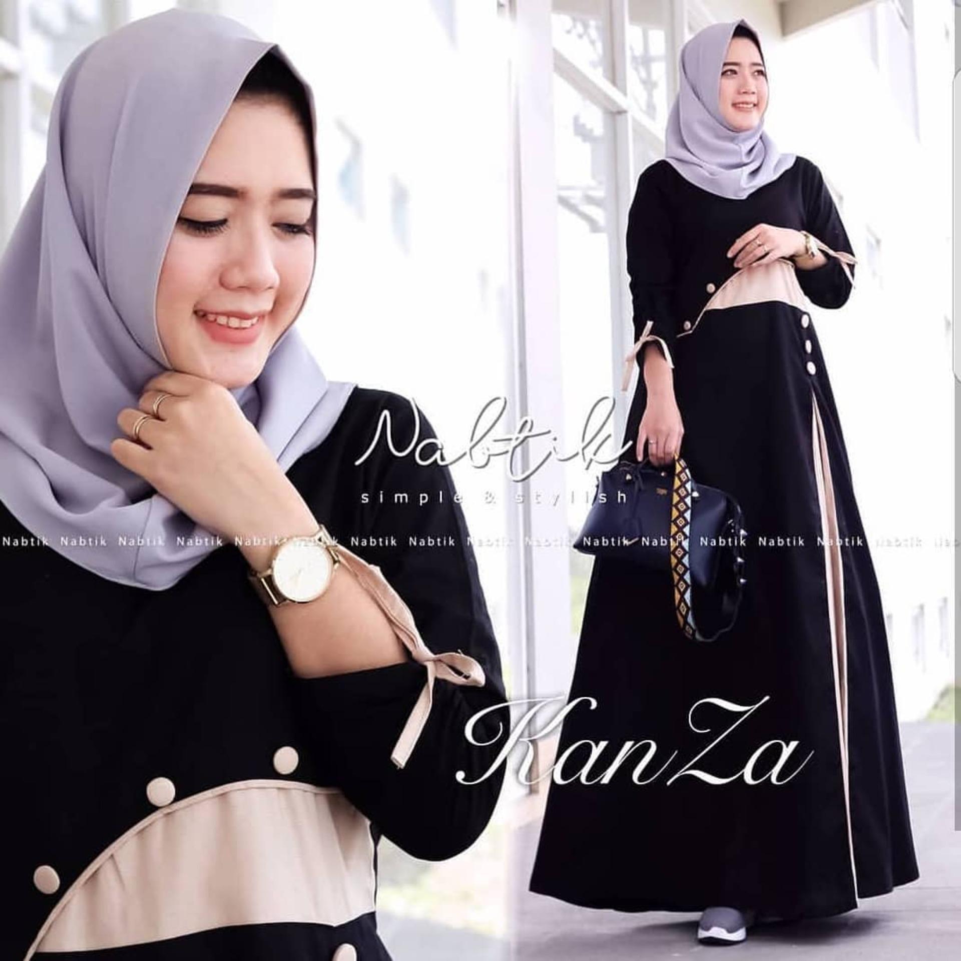 Kehebatan Majakani Manjakani Kanza Aceh Original Dan Harga Update Dress Black Knzinc