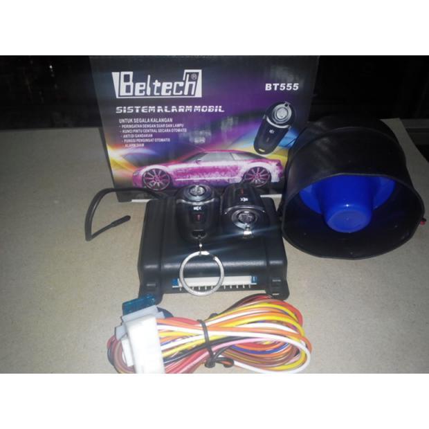 Alarm Mobil Model Avanza Beltec - Dkfuhsw