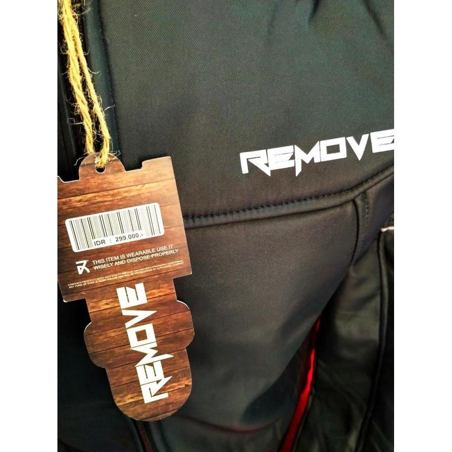 Jaket Fashion Casual Merk Remove-Buat Formil/Jaket Motor Style Respiro - Mjg