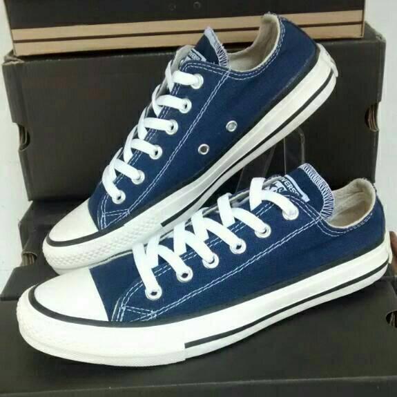Sepatu Kets Pria Wanita Converse All Star Clasic+BOK