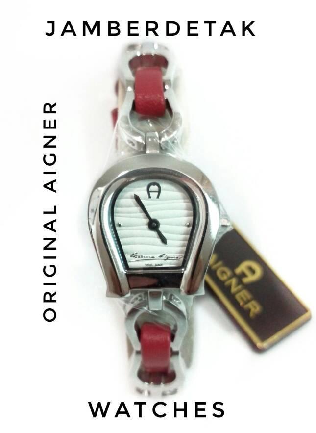 PROMO TERBATAS!!! jam tangan aigner original - a07231 - aigner - wanita - perempuan Terbaru Murah