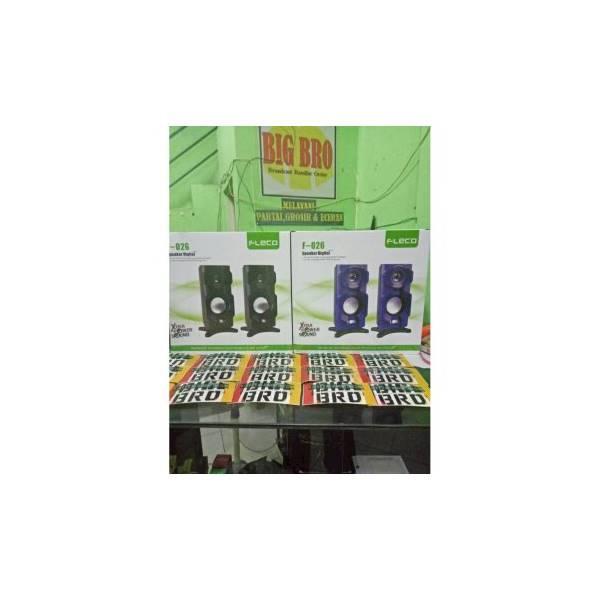 ... Amptron USB Flashdisk 8GB-Silver. Source · Hot Promo Speaker Aktif Speaker Fleco F 026 X Bass /Speaker Aktif Komputer FLECO F026