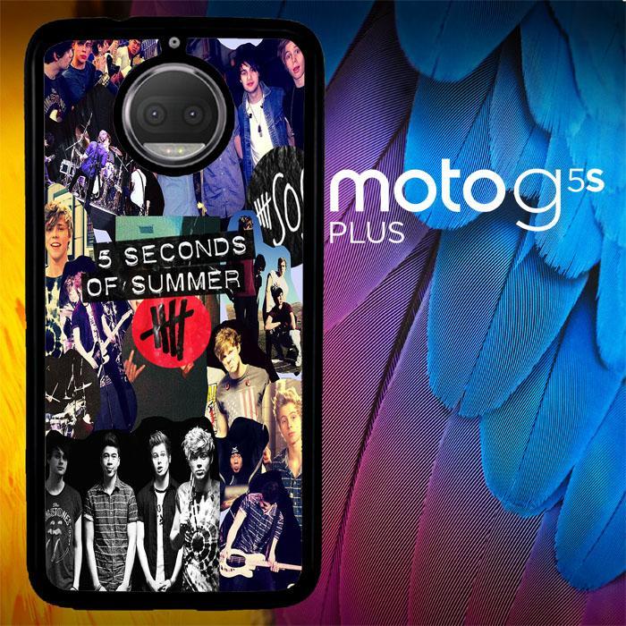 5 Second of Summer O3434 Motorola Moto G5S Plus