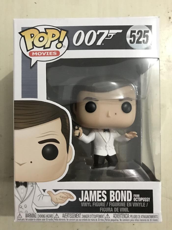 BEST SELLER!!! Funko POP! Movies: 007 - James Bond (Octopussy) - 7j3Z2r