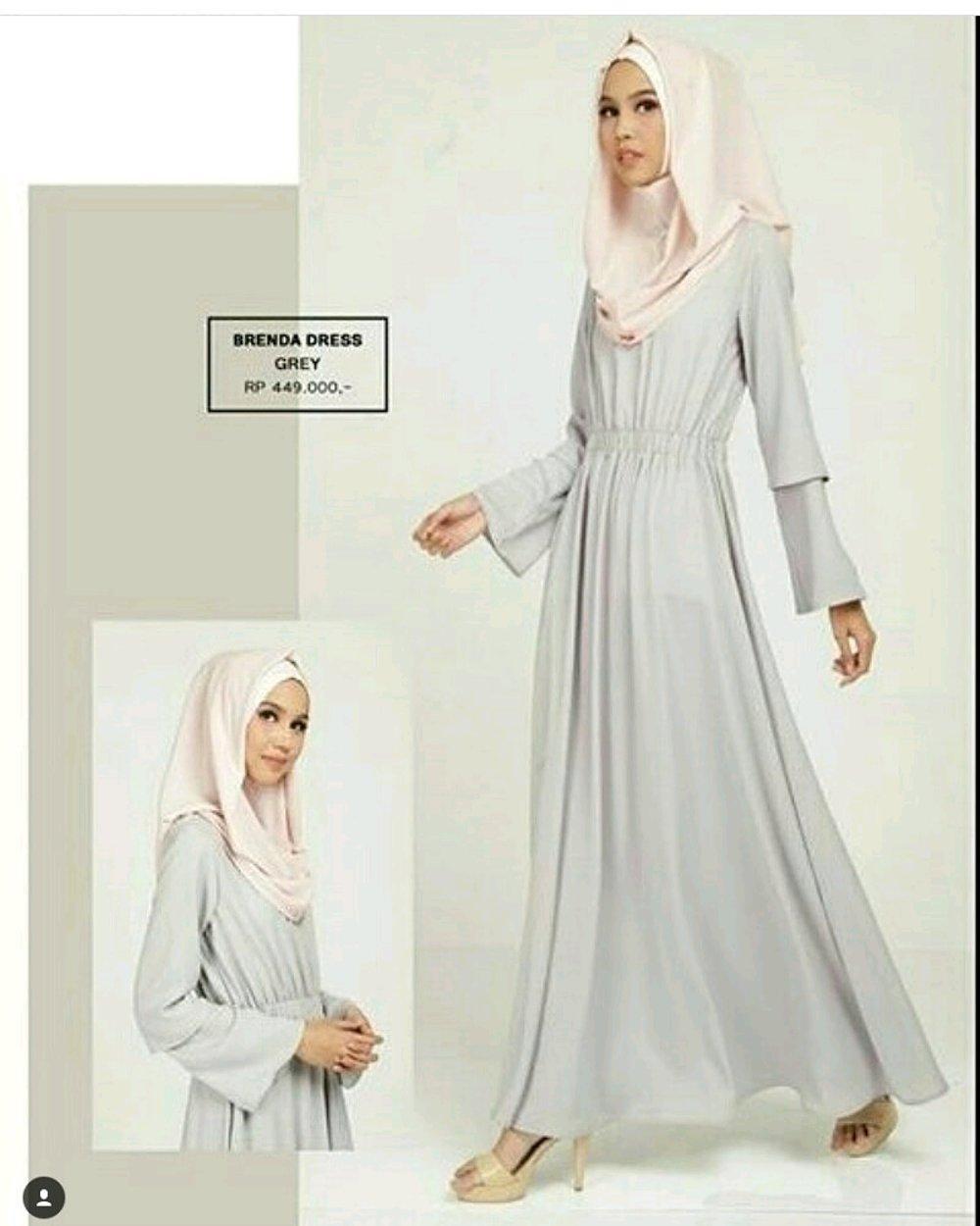Zoya Gamis Brenda Dress