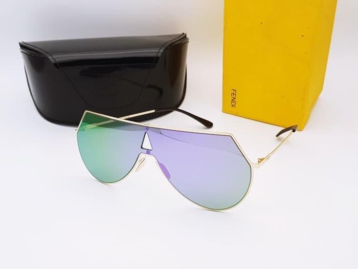 Kacamata / Sunglass Wanita Fendi Mk-4009 Fullset + Cairan Pembersih