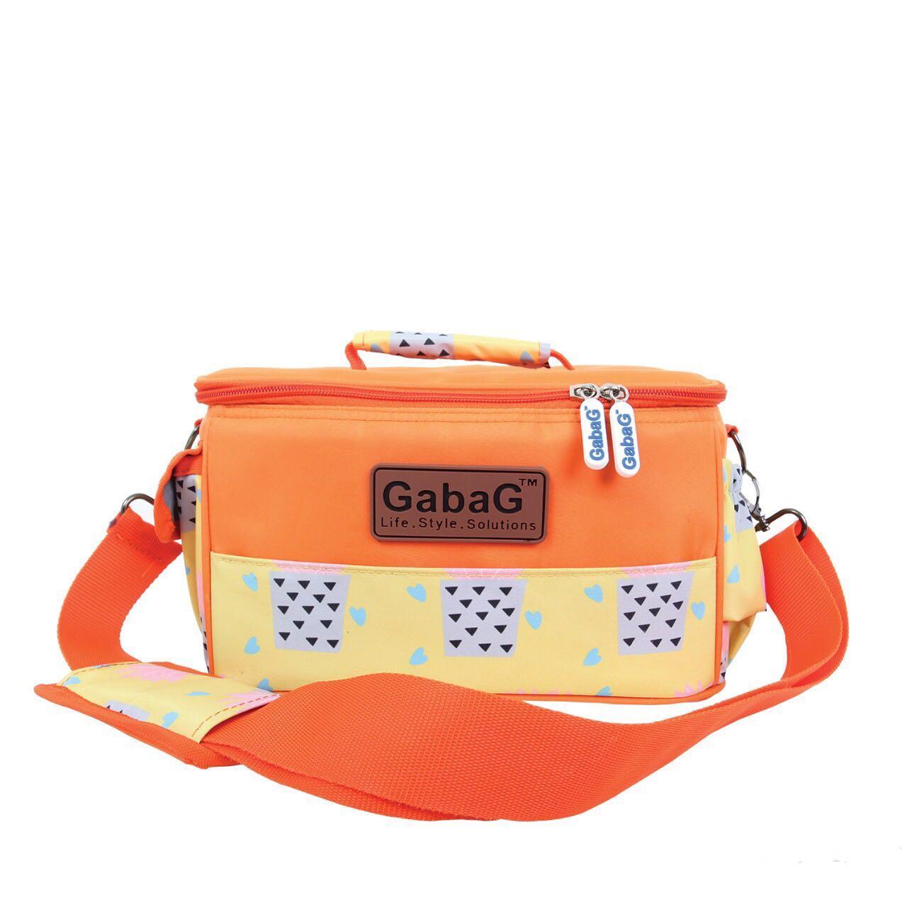 Gabag Cooler Bag/ Tas Pendingin Asi Ibu Menyusui - Cactus